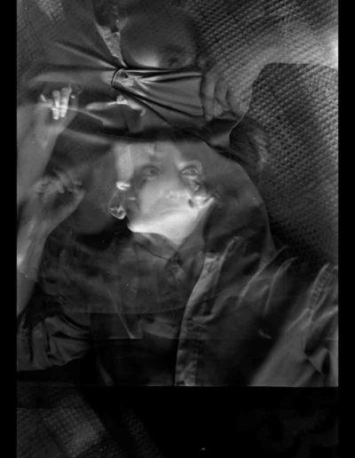 1979 Eugeniusz Józefowski, Leżąca dziewczyna, mały obrazek 2