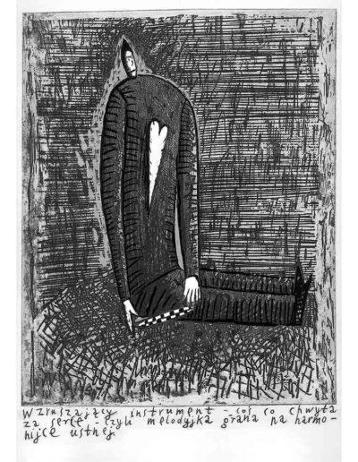 1999 Eugeniusz Józefowski, Bzdurnik z obrazkami, format 10,5 x 14 cm strona 05