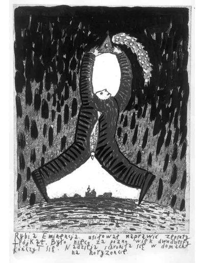 1999 Eugeniusz Józefowski, Bzdurnik z obrazkami, format 10,5 x 14 cm strona 09