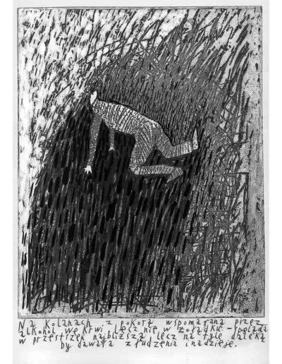 1999 Eugeniusz Józefowski, Bzdurnik z obrazkami, format 10,5 x 14 cm strona 11