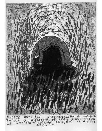 1999 Eugeniusz Józefowski, Bzdurnik z obrazkami, format 10,5 x 14 cm strona 15