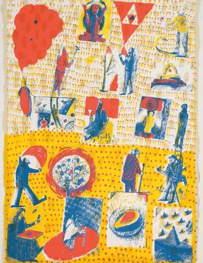 2003 Eugeniusz Józefowski sitodruk 06