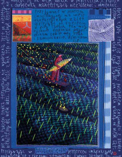 2015_1999_1987_24 Szkicownik paryski II Przestrzeń imaginacyjna, 6 x 8 cm