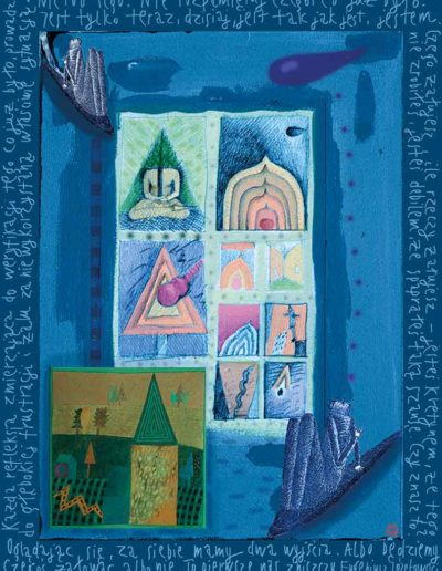 2015_1999_1987_32 Szkicownik paryski Oglądając się za siebie, 6 x 8 cm