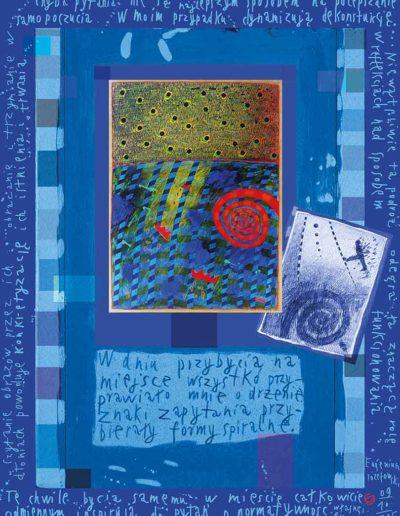 2015_1999_1989_02 Spiralne pytania, 7,5 x 10 cm