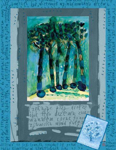 2015_1999_1989_03 Drzewa pinii, 7,5 x 10 cm