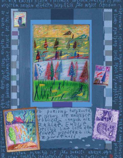 2015_1999_1989_11 Drzewa na horyzontach, 7,5 x 10 cm
