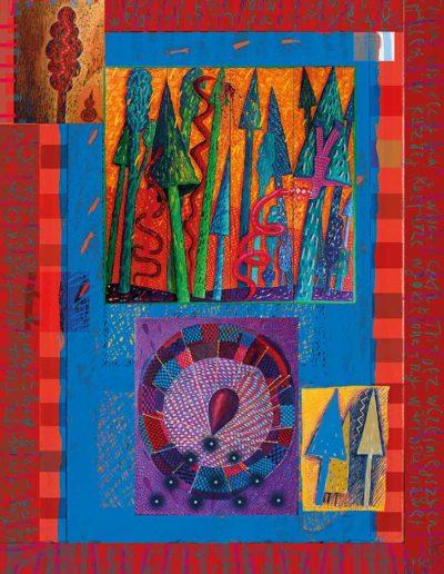 2015_1999_1989_29 Arcyczwórka, 7,5 x 10 cm