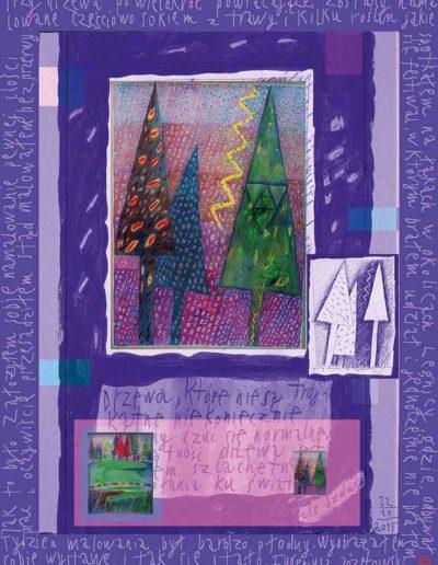 2015_1999_1989_30 Drzewa nietrójkątne, 7,5 x 10 cm