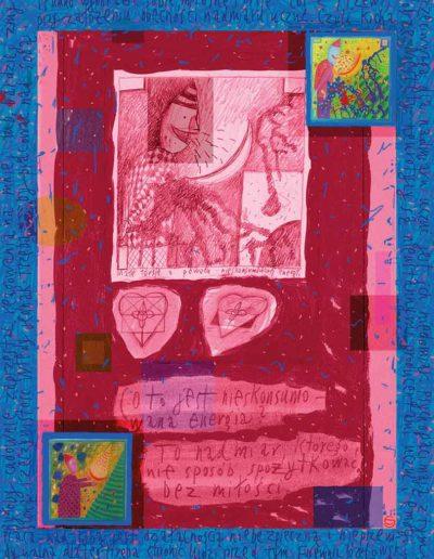 2015_1999_1989_34 Praca nad sobą Szkicownik wiesbadeński, 7,5 x 10 cm