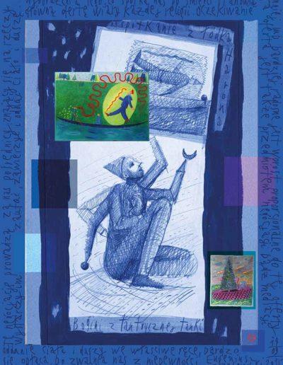 2015_1999_1989_36 Oddanie ciała, 7,5 x 10 cm