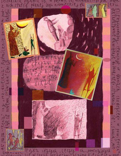 2015_1999_1989_46 Szczudlarze, 7,5 x 10 cm