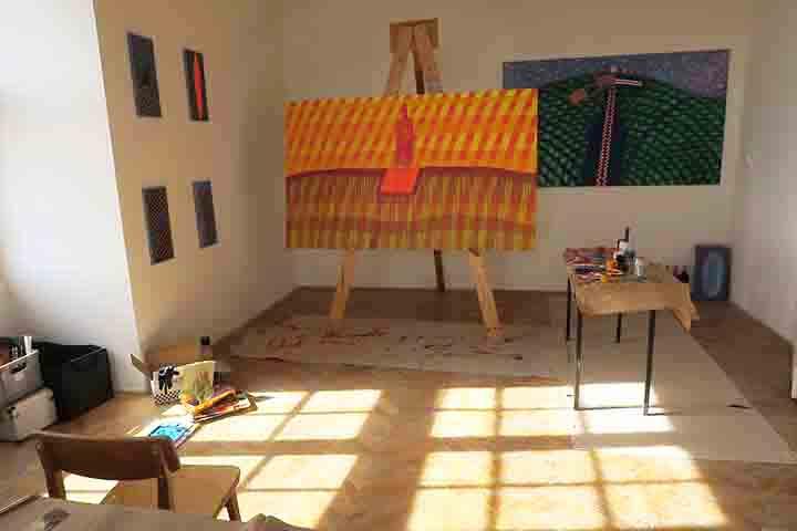 26 Sympozjum artystyczne 'Dilna' w Mikulowie, Czechy, fot Jaroslav Beneš_06