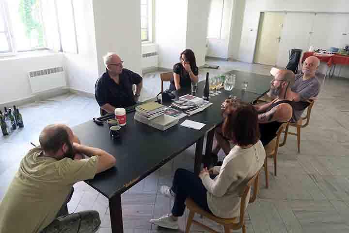26 Sympozjum artystyczne 'Dilna' w Mikulowie, Czechy, fot Jaroslav Beneš_20