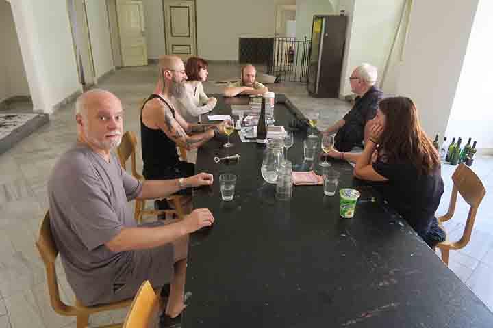 26 Sympozjum artystyczne 'Dilna' w Mikulowie, Czechy, fot Jaroslav Beneš_21