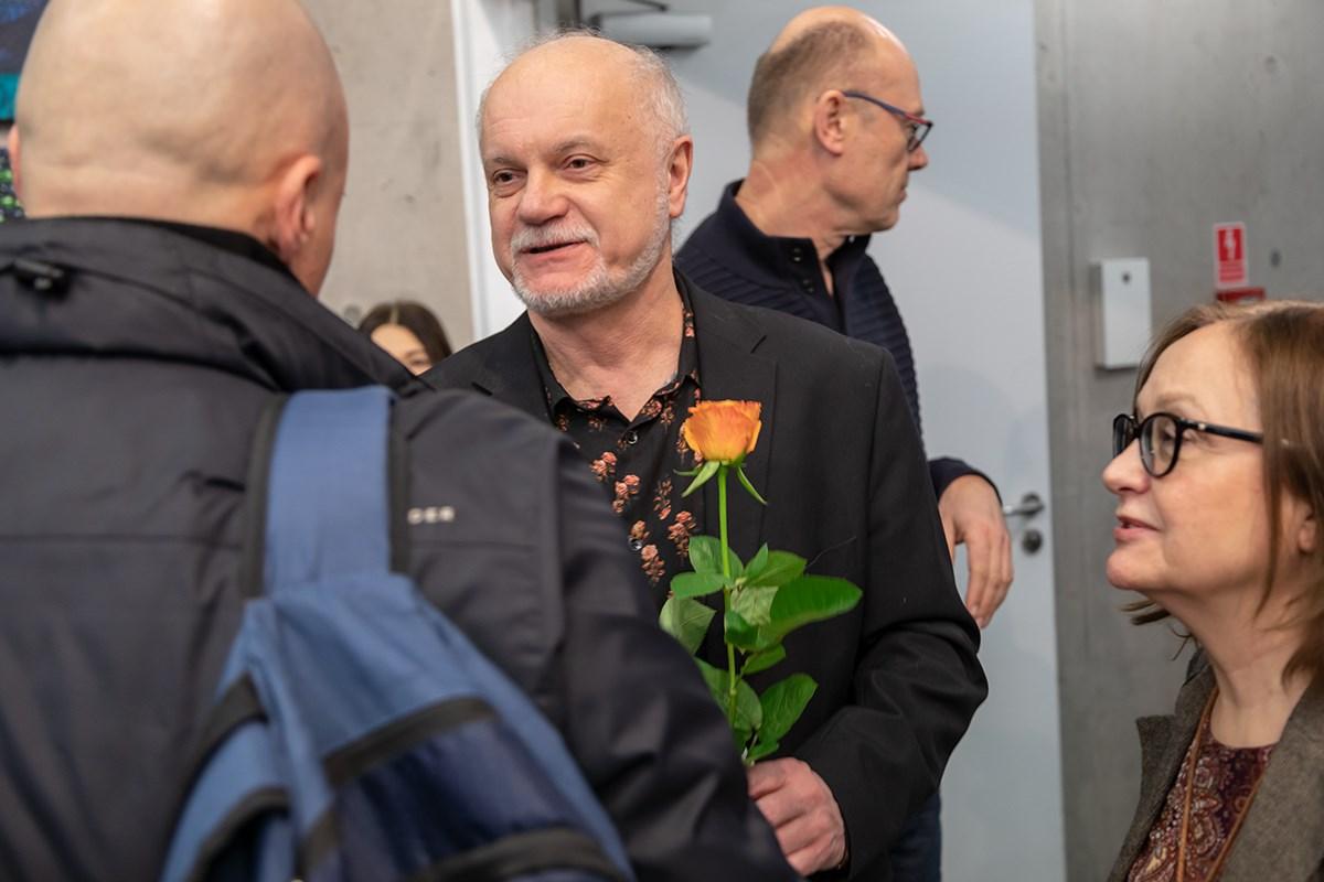 WERNISAŻ WYSTAWY W GALERII NEON fot Michał Pietrzak 12